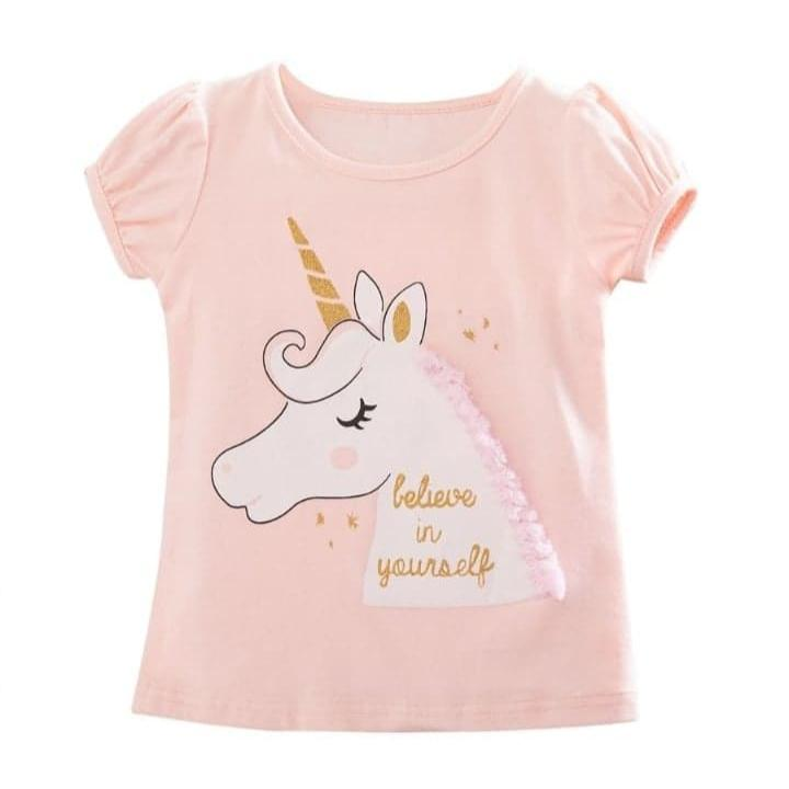 Believe In Yourself Unicorn T-Shirt