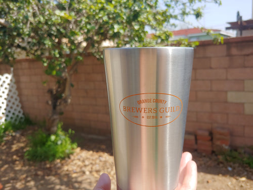 Orange County Brewers Guild Kleen Kanteen Insulated Tumbler