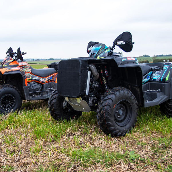 Quadzilla take CFMOTO to Weston Beach Race 2019