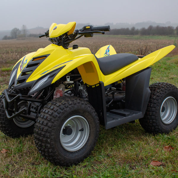 Junior & Youth ATV: QZR80 - Quad Bike