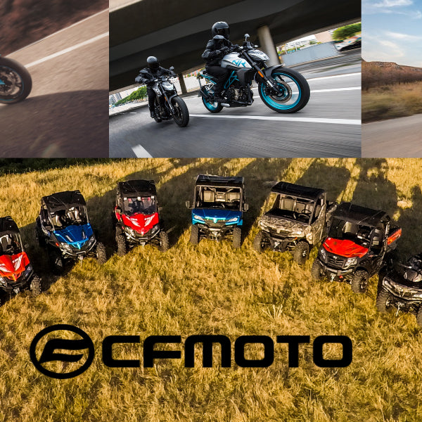 Who are CFMOTO?
