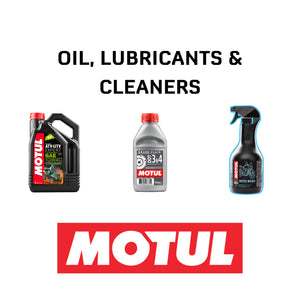 Oils & Lubricants