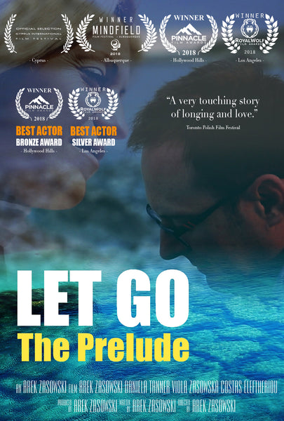 "Arek Zasowski's Short Drama""Let Go: The Prelude"" is coming to Las Vegas."