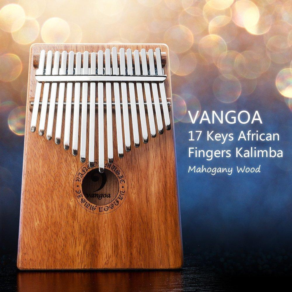 (The best gift!!!)17 keys Kalimba-George!!Buy one get six countdown day!!
