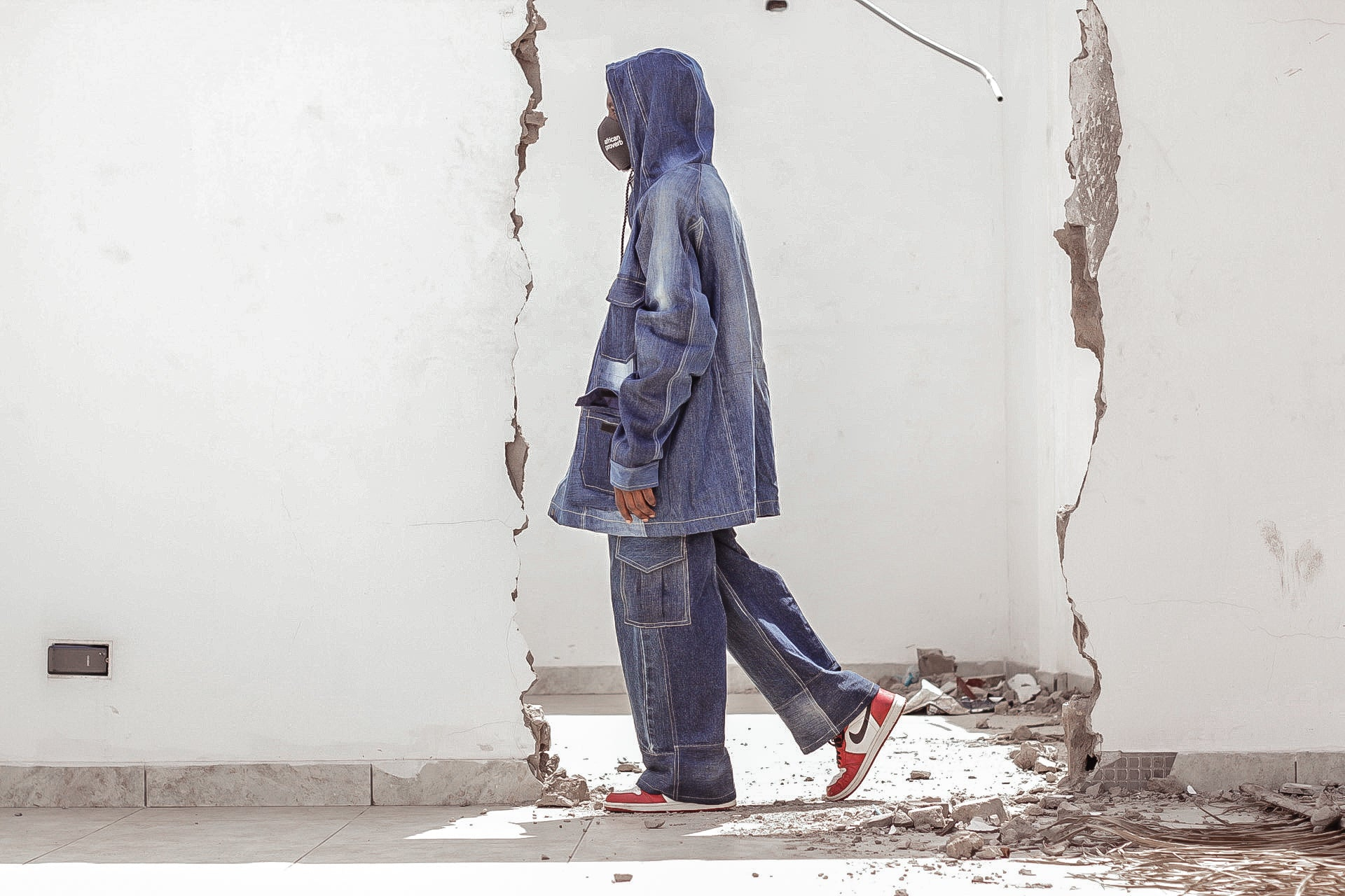 asime repurposed denim tokyo seams and sounds