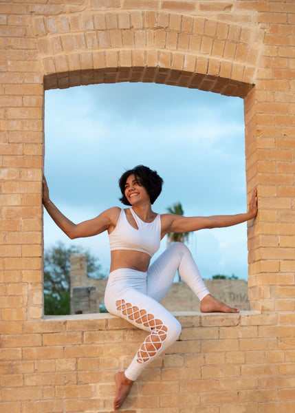 Yoga Instructor ArielLarsen YogaMat Carrizo Springs Crystal City