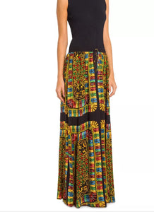 Farm Elegant Long Skirt