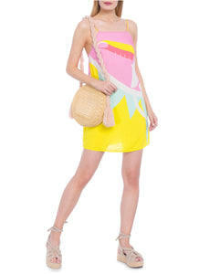 Farm Tropical Toucans Dress