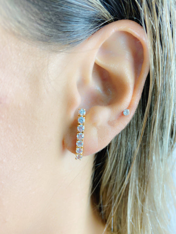 Cool Jane Clip Ear cuff