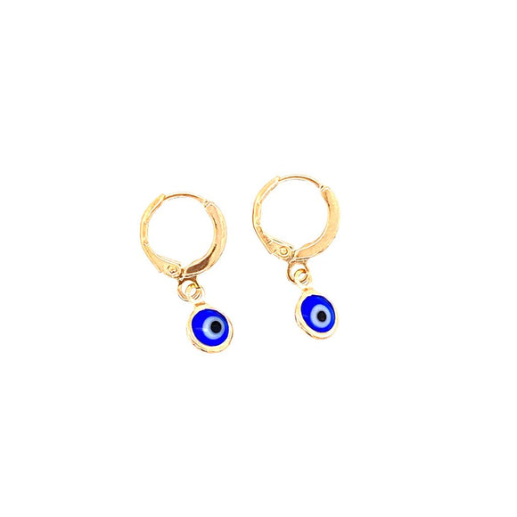 Luck Evil Eye Hug Hoop