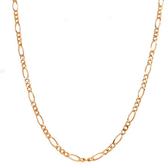 Classic Elongated Links Cartier Necklace