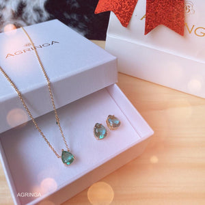 Happy Choice Set - Necklace & Earring
