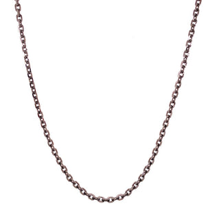 Elongated Links Chain Choker
