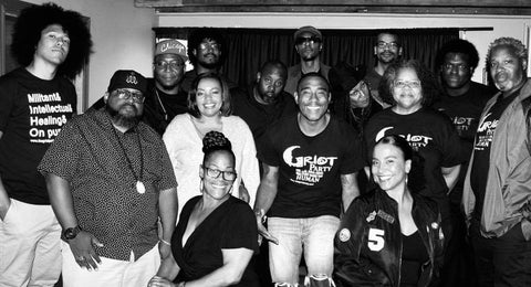 The Griot Party Experience