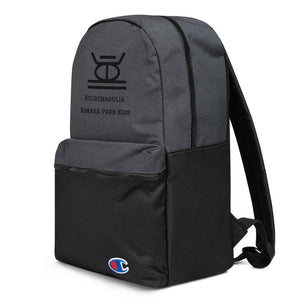 Kujichagulia Embroidered Champion Backpack