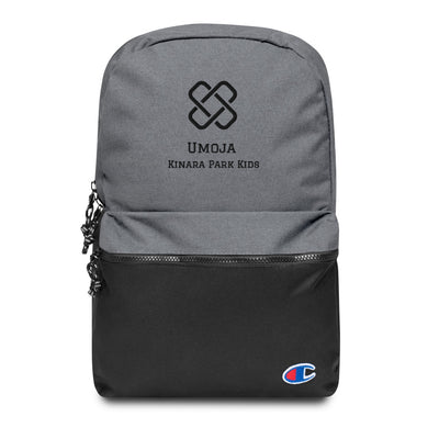 Umoja Embroidered Champion Backpack