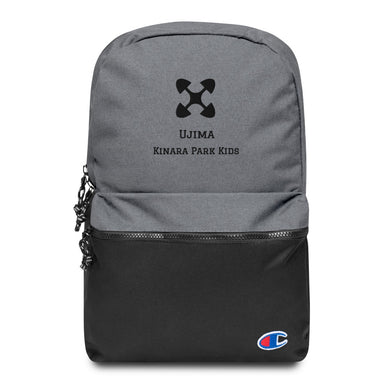 Ujima Embroidered Champion Backpack