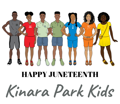Happy Juneteenth Gift Card