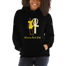 Load image into Gallery viewer, Imani Faith Hooded Sweatshirt