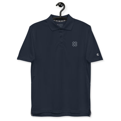 Umoja GRY Men's Champion performance polo