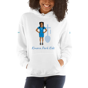 Nia Purpose Hooded Sweatshirt