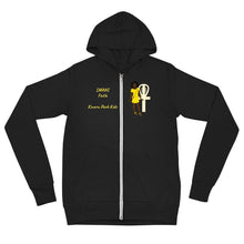 Load image into Gallery viewer, Imani Faith Unisex zip hoodie