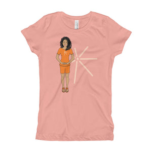 Kuumba Creativity Girl's T-Shirt