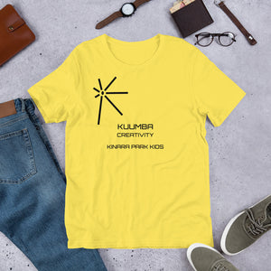 Kuumba Creativity SYM Short-Sleeve Unisex T-Shirt