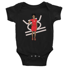 Load image into Gallery viewer, Kujichagulia Self-Determination Infant Bodysuit