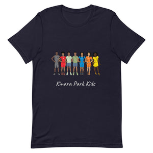 All Kids GRY Short-Sleeve Unisex T-Shirt
