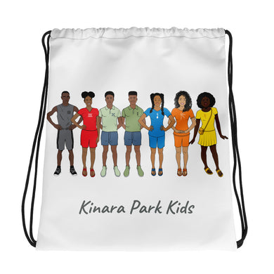 All Kids Drawstring bag