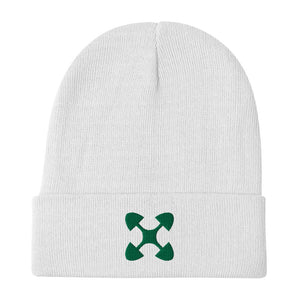 Ujima SYM GRE Embroidered Beanie