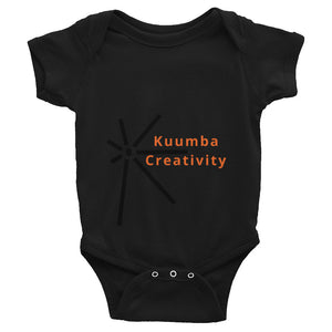 Kuumba Creativity Symbol Infant Bodysuit