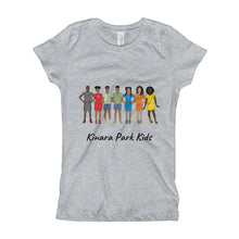 Load image into Gallery viewer, All Kids BLK Girl's T-Shirt