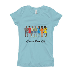 All Kids BLK Girl's T-Shirt