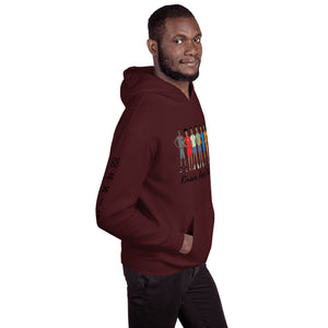 All Kids BLK SYM Hooded Sweatshirt