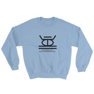 Kujichagulia Self-Determination Sweatshirt
