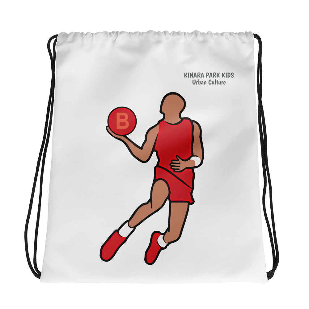 MJ Drawstring bag