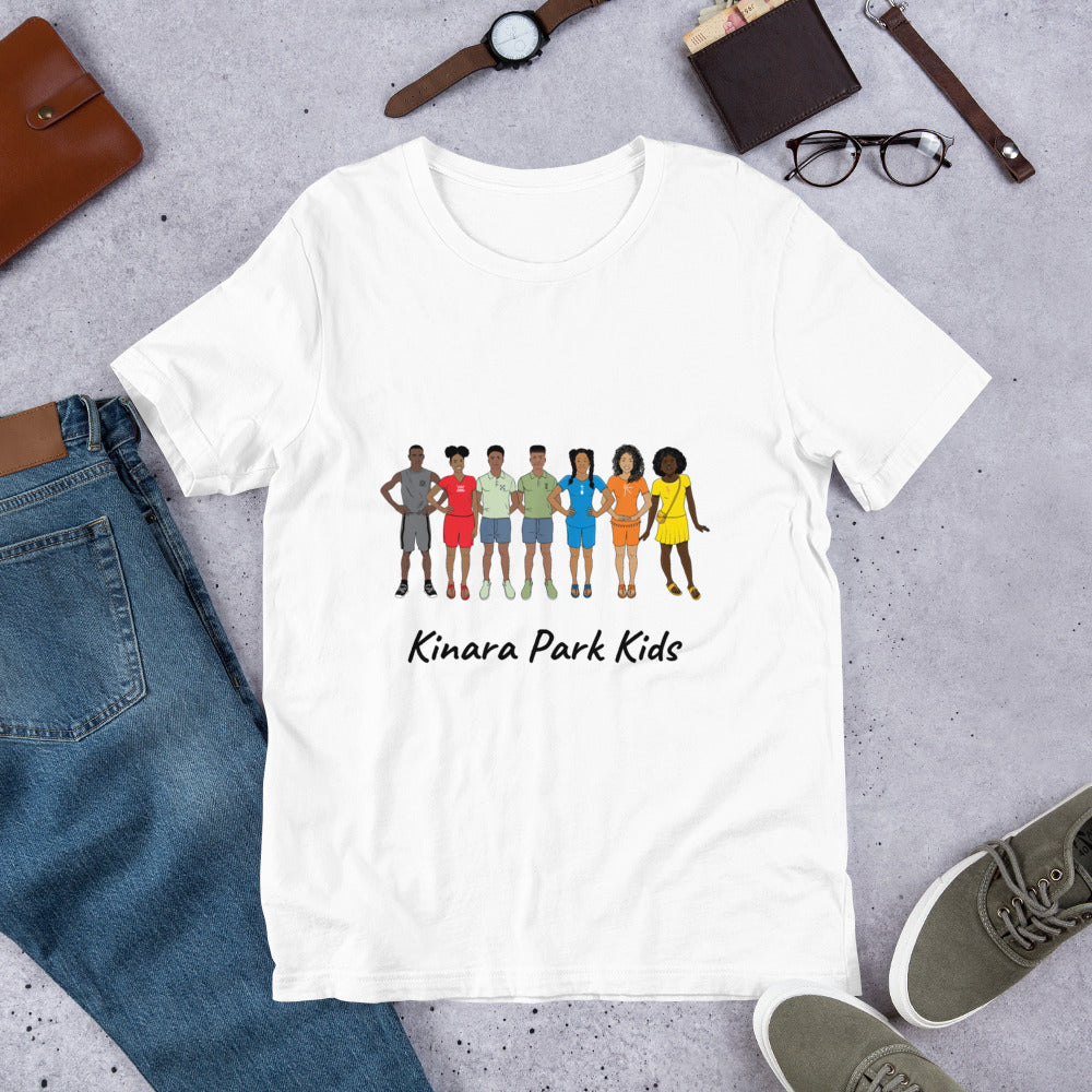 All Kids BLK Short-Sleeve Unisex T-Shirt