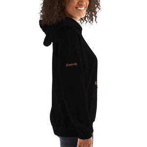 Kuumba Creativity Hooded Sweatshirt