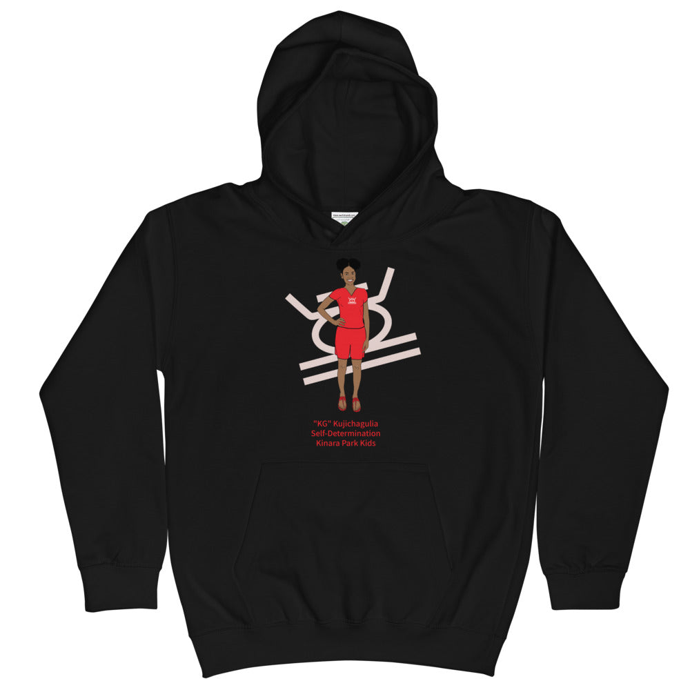 Kujichagulia Self-Determination Children's Hoodie