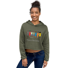Load image into Gallery viewer, All Kids GRY Crop Hoodie