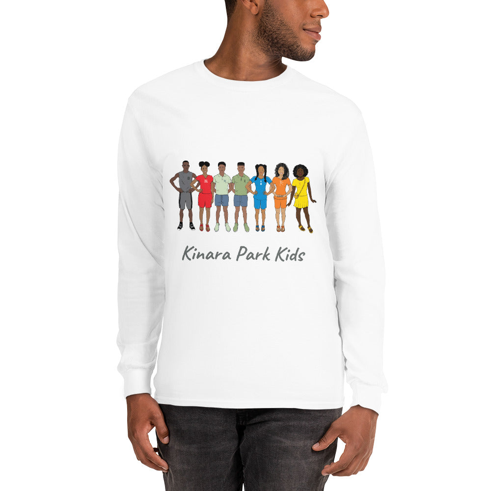 All Kids GRY Long Sleeve T-Shirt
