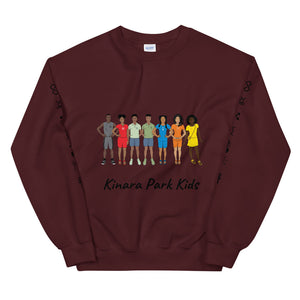 All Kids BLK SYM Sweatshirt