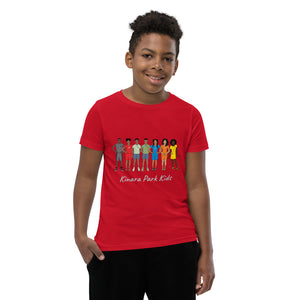 All Kids GRY Youth Short Sleeve T-Shirt