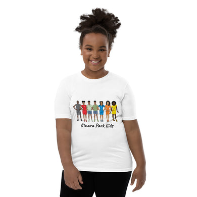 All Kids BLK Youth Short Sleeve T-Shirt