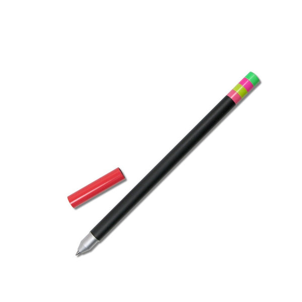 Rugby Red Pen by Ettore Sottsass