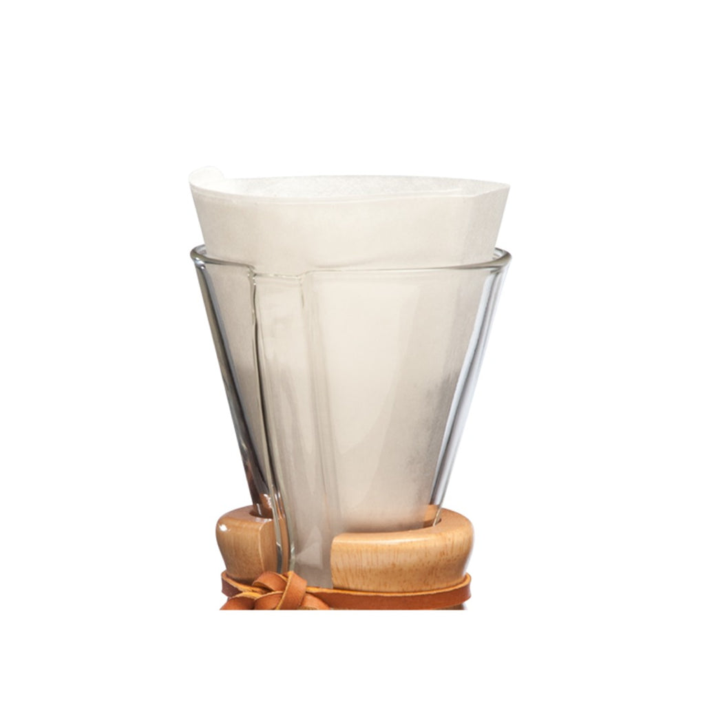 Chemex Filter Half Moon, 100 Unfolded