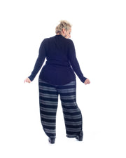 NEW! Gray striped Pants