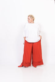 Wide Cut Pants